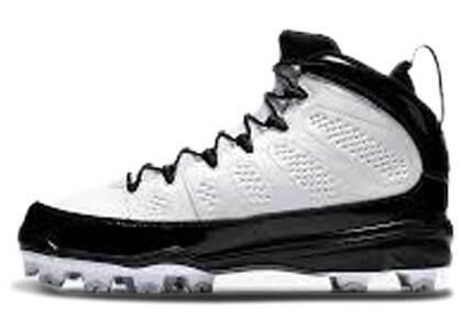 Nike Air Jordan 9 Retro MCS Cleat RE2PECT White Blackの写真