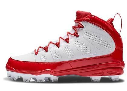 Nike Air Jordan 9 Retro MCS University Redの写真