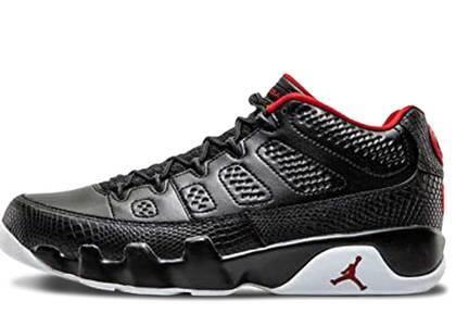 Nike Air Jordan 9 Retro Low Snakeskinの写真