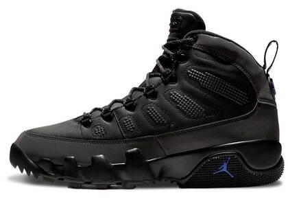 Nike Air Jordan 9 Retro Boot Black Concordの写真