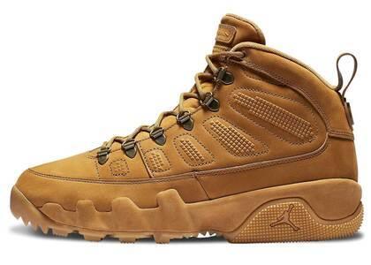Nike Air Jordan 9 Retro Boot Wheatの写真