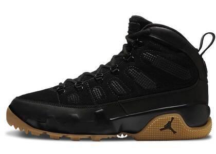 Nike Air Jordan 9 Retro Boot Black Gumの写真
