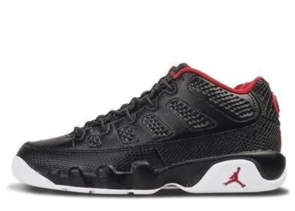 Nike Air Jordan 9 Retro Low Snakeskin GSの写真
