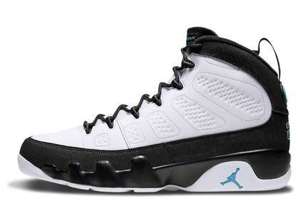 Nike Air Jordan 9 Retro Pearl Blue GSの写真