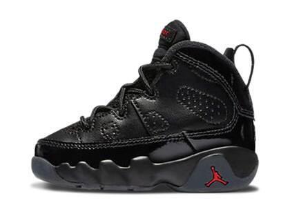 Nike Air Jordan 9 Retro Bred Patent TDの写真