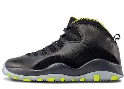 Nike Air Jordan 10 Retro Venom Greenの写真