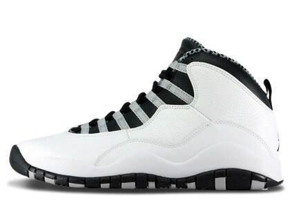 Nike Air Jordan 10 Retro Steel (2013)の写真