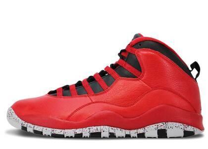 Nike Air Jordan 10 Retro Bulls Over Broadwayの写真
