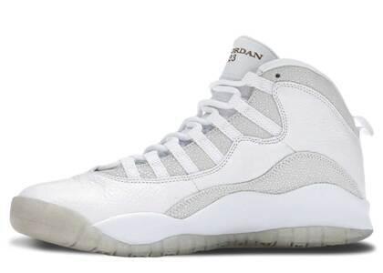 Nike Air Jordan 10 Retro Drake OVO Whiteの写真