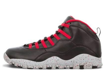 Nike Air Jordan 10 Retro PSNY Blackの写真