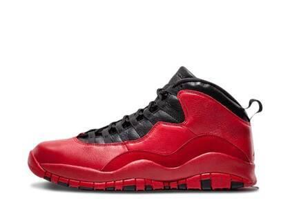 Nike Air Jordan 10 Retro PSNY Redの写真