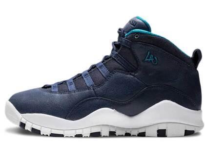 Nike Air Jordan 10 Retro Los Angeles GSの写真