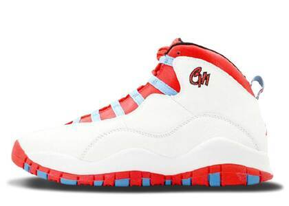 Nike Air Jordan 10 Retro Chicago Flag GSの写真