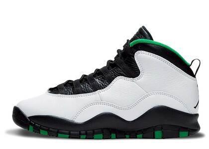 Nike Air Jordan 10 Retro Seattle GSの写真