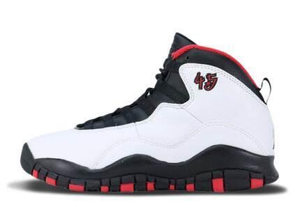 Nike Air Jordan 10 Retro Double Nickel GSの写真