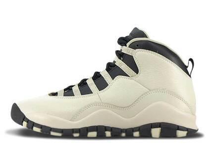 Nike Air Jordan 10 Retro Heiress Pearl GSの写真