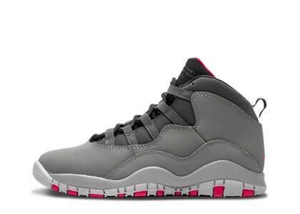 Nike Air Jordan 10 Retro Rush Pink PSの写真
