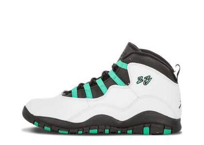 Nike Air Jordan 10 Retro Verde PSの写真