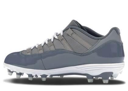Nike Air Jordan 11 Retro Low Cleat Cool Greyの写真