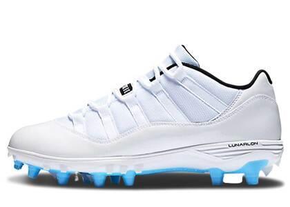 Nike Air Jordan 11 Retro Low Cleat Columbiaの写真