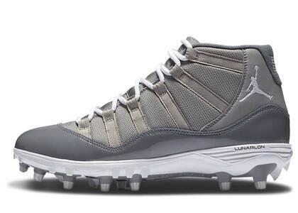 Nike Air Jordan 11 Retro Cleat Cool Greyの写真