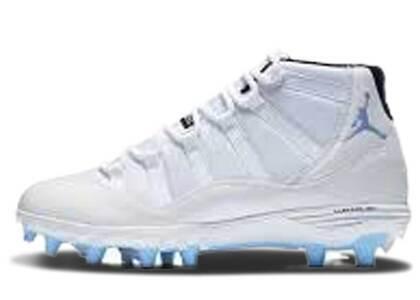 Nike Air Jordan 11 Retro Cleat Columbiaの写真