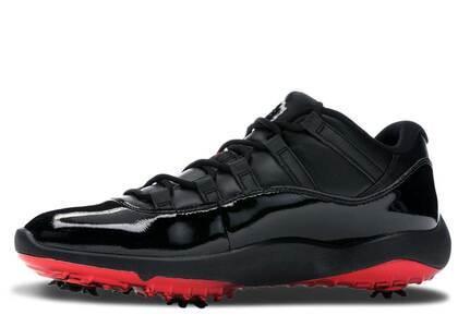 Nike Air Jordan 11 Retro Low Golf Safari Bredの写真