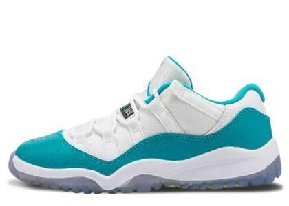 Nike Air Jordan 11 Retro Low Aqua Safari GSの写真