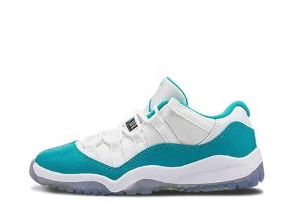 Nike Air Jordan 11 Retro Low Aqua Safari PSの写真