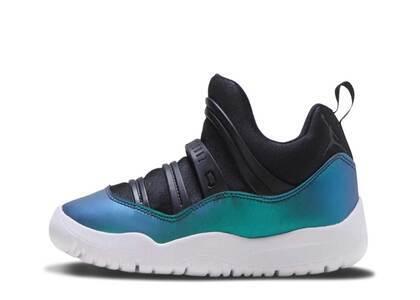 Nike Air Jordan 11 Retro Little Flex Black Iridescent PSの写真