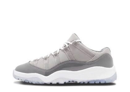 Nike Air Jordan 11 Retro Low Cool Grey PSの写真