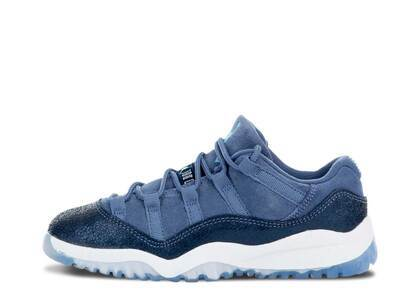 Nike Air Jordan 11 Retro Low Blue Moon PSの写真