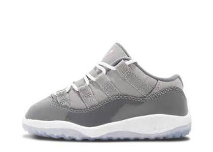 Nike Air Jordan 11 Retro Low Cool Grey TDの写真