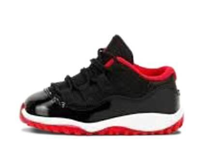 Nike Air Jordan 11 Retro Low Bred TDの写真