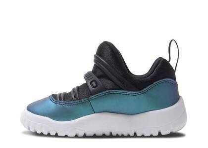 Nike Air Jordan 11 Retro Little Flex Black Iridescent TDの写真
