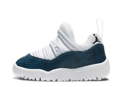 Nike Air Jordan 11 Retro Little Flex Snake Navy TDの写真