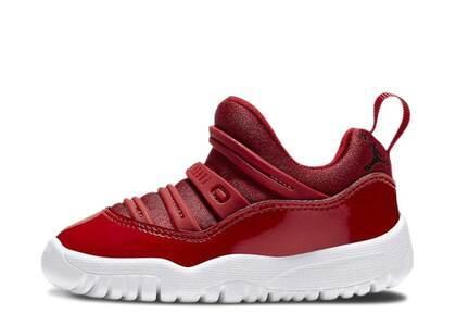 Nike Air Jordan 11 Retro Little Flex Gym Red TDの写真