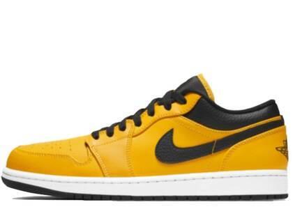 Nike Air Jordan 1 Low University Goldの写真