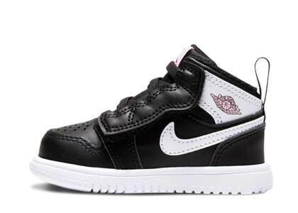 Nike Jordan 1 Mid Arctic Pink Black TDの写真