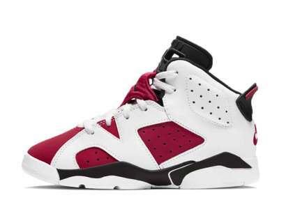 Nike  Jordan 6 Retro Carmine PS (2021)の写真