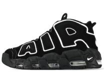 Nike Air More Uptempo Black White (2016)の写真