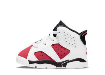 Nike  Jordan 6 Retro Carmine TD (2021)の写真