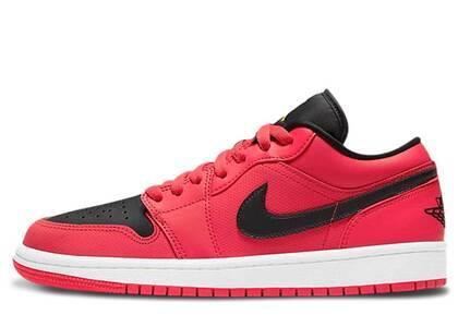 Nike Air Jordan 1 Low Pink Black Womensの写真