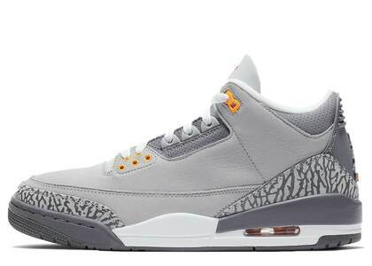Nike Air Jordan 3 Retro Cool Grey (2021)の写真