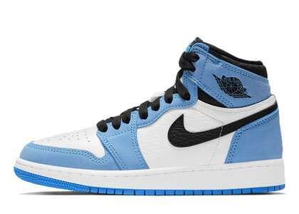 Nike Air Jordan 1 Retro High OG University Blue GSの写真