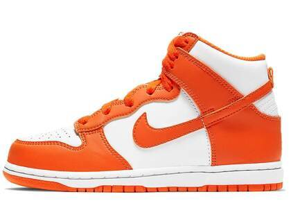 Nike Dunk Retro High Syracuse (2021)の写真