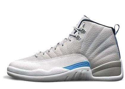 Nike Air Jordan 12 Retro Grey University Blueの写真