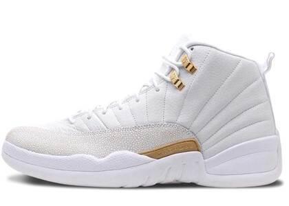 Nike Air Jordan 12 Retro OVO Whiteの写真