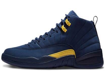 Nike Air Jordan 12 Retro Michiganの写真