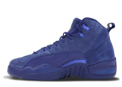 Nike Air Jordan 12 Retro Deep Royal Blue GSの写真